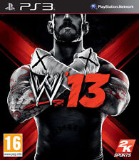 WWE 13 PS3 *in Excellent Condition*