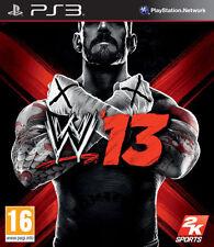 WWE 13 PS3 * in ottime condizioni *