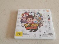 Yokai Watch Nintendo 3DS PAL