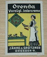 39438 Vignette Anuncio Orenda Vorzügliche Crema Jähne & Grützner
