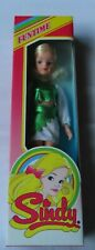 Sindy Fun Time in Green and White Vintage Doll by Pedigree
