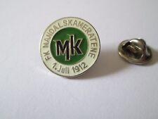 a1 FK MANDALSKAMERATENE FC club spilla football fotball pins norvegia norway