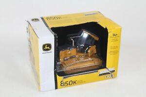 Ertl TBE45264 John Deere 850K Dozer Prestige Collection 1:50 Scale  Die Cast