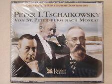 Tschaikowsky - Von St. Petersburg nach Moskau - Reader´s Digest - 3 CD Box - Neu