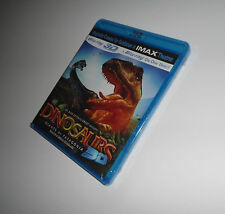 IMAX Dinosaurs 3D Giants of Patagonia (Blu-ray NEW) Donald Sutherland