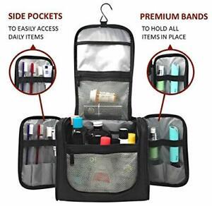 Pro Cosmetic Makeup Case Travel Large Capacity Storage Suitcase Organizer Bag