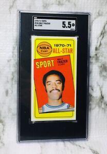 1970-71 TOPPS ~ WALT FRAZIER (#106) NBA ALL-STAR! SGC 5.5 EX+ TALLBOY!!