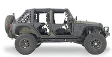 2007-2017 Jeep Wrangler Front & Rear Body Armor Package Kit Package Deal