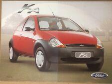 Car Brochure - 1998 Ford Ka - Brazil