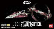 Jedi stellari MODELLO KIT STAR WARS EPISODIO II, Vehicle-Serie di Bandai