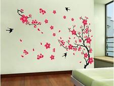 Wall Sticker Adesivi Murali Adesivo Murale Decorazioni Pareti Fiore Di Susina