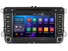 "Autoradio Android 4.4.4 GPS tactile 7""Volkswagen Eos Golf 5&6 Caddy Sirocco Polo"