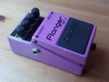 Boss BF2 Japan 1984 Flanger guitar effects pedal Vintage MIJ