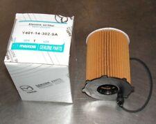 MAZDA 2 3 5 SD TSD Diesel FILTRO OLIO numero parte Y401-14-302 9 A Genuine Mazda