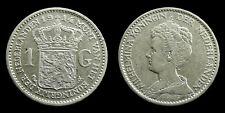 Netherlands - 1 Gulden 1914