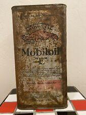 Mobil Mobiloil Gargoyle metal sign 400mm x 300mm de