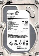 Seagate ST3000DM001 P/N: 9YN166-300 F/W: CC49 TK 3TB Z1F