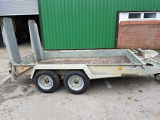 Ifor Williams GH1054 Plant Trailer Twin Axle - 10' x 5'4""