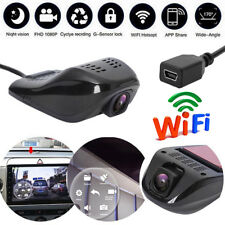 1080P Full HD Hidden WiFi Auto Car DVR Vehicle Camera Video Recorder Dash Cam UK