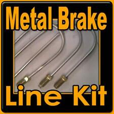 Brake line kit for Hudson 1948 1949 1950 1951 - 1957 . -replace rusted lines!!!