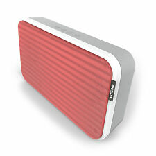 OTONE BluWall extrem flacher tragbarer Wireless Bluetooth Lautsprecher rot