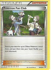 POKEMON GENERATIONS TRAINER CARD - POKEMON FAN CLUB 69/83