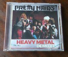 PRETTY MAIDS Heavy Metal Demo 83 Ltd. 300 Danish Heavy Metal Demo Classic