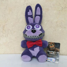 "FNAF Five Nights at Freddy's Nightmare Bonnie Plush Toy Kids Gift Doll 6"""