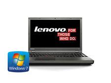 #3Jahre GEWL* Lenovo ThinkPad W540 i7-4800QM 8GB 480 SSD FHD iHD W7