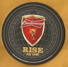 16 Budweiser Rise As One   2014 FIFA World Cup Coasters Passion United