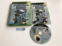 Phantom Crash - Microsoft Xbox - PAL FR - Avec Notice