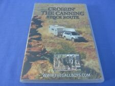 Crossing The Canning Stock Route DVD The Gall Boys Region 0