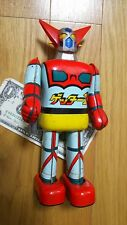 Popy Tin Toy Vinyl Wind-Up Figure GETTER ROBOT bandai godaikin shogun mazinger