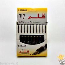 10pcs DOLLAR Caligraphy piston filler fountain pen Pen Pack of 10