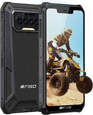 Rugged Smartphone, IIIF150 Unlocked Mobile Phones 8000mAh Battery, Quad Camera