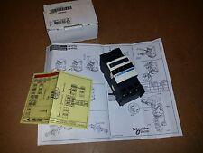New TELEMECANIQUE LS1D323 FUSE HOLDER Schneider Electric 600V 30A 3 Pole 10.3x38