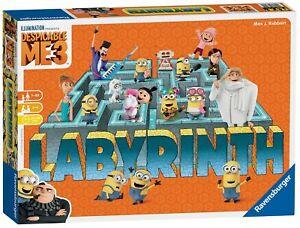 Ravensburger Despicable Me 3 Labyrinth - DM3