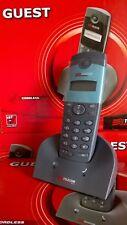 Telefono Cordless GUEST Blue con Display Telecom Nuovo
