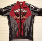 Vintage Louis Garneau Sierra Nevada Audi Bicycle Plus Cycling Shirt S