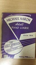 Michael Aaron: curso de piano para adultos: libro 2: partitura (E4)