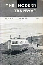 Modern Tramway 263 Blackpool, Grimsby, Cologne (november 1959)