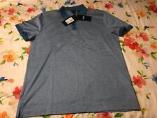 Hugo Boss Men's Phillipson 27 Polo Shirt Slim Fit Cotton Size Xl