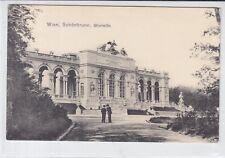 Schönbrunn Obelisk Allee Um 1910 Ak Wien Xiii