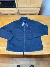 Ralph Lauren mens Harrington Jacket, Navy, Size 2XB 2G