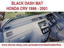 DASH MAT, DASHMAT, DASHBOARD COVER FIT  HONDA CRV 1996 - 2001,BLACK