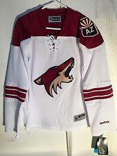 Reebok Women's Premier NHL Jersey Coyotes Team White sz S