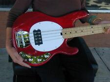 OLP MM2 4 St Black BASS Guitar (Built 4 MusicMan Specs)