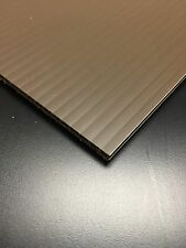 4mm Brown 36 in x 24 in (4 pack) Corrugated Plastic Coroplast Sheets Sign