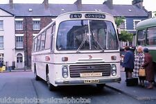 Crosville TFM268K Caernarvon 19/07/76 Bus Photo