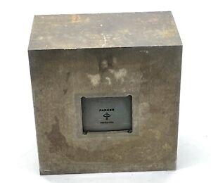 Historical Parker 51 Aerometric FP Filler System Stamp Steel Die, USA (#AR4949)